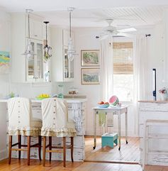 cottage kitchen bhg