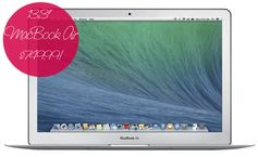 "BestBuy.com: 13.3"" MacBook Air =  $749.99 + FREE Shipping (reg. $1,000) + More Student Discounts on Laptops & Essentials!"