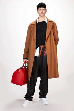 Louis Vuitton Men's Fall-Winter 2017 Collection by Kim Jones - Look 2