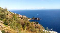 Autumn in Conca dei Marini.