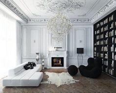 19th century Paris apartment //