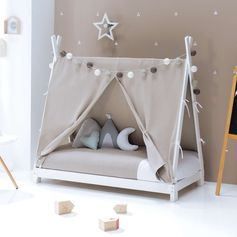 Cama Montessori bebés 70x140cm INDY Arena 70x140