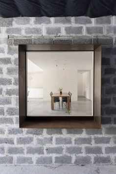 Industrial loft: living in an old factory. Architect: Pieter Verfaillie | Architecten Groep III.