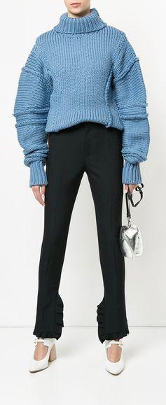 Irene chunky jumper, explore new season knitwear on Farfetch now.