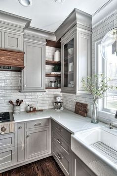 27 Simple Small Kitchen Ideas to Maximize Space [Trick & Tips] - Pandriva