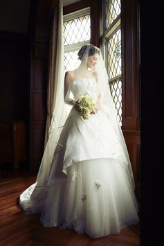 [dress:NOVARESE BTNV191]  weddingdress weddingday white princess