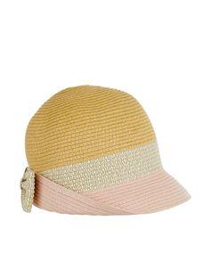 Sorbet Braid Cloche Hat   Multi   Accessorize