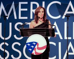 Rosanna Scotto. The American Australian Association Benefit Dinner.