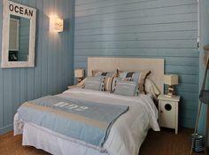 """Chambre d'hôtes 3 épis """"La Maison au-dessus des voiles"""" située à La Baule-Escoublac. Découvrez cette superbe maison de style contemporain qui vous accueille dans une ambiance de vacances et au bord de la mer."""