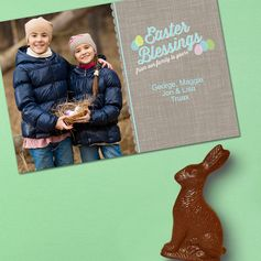 Easter Bunny approved - introducing new Easter photo cards that you can make on your phone with the My Kodak Moments mobile app.