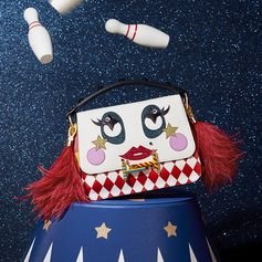 Enjoy the playful mood of Tod's Loves Circus and discover more at tods.com. #TodsLovesCircus #TodsDoubleT