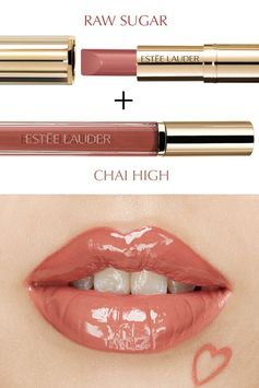 Mix & Remix with Pure Color Love in Raw Sugar and Chai High.