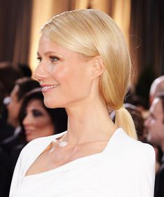 Best ponytails of all time: Gwyneth Paltrow