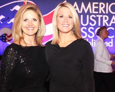 Martha MacCallum-Right. The American Australian Association Benefit Dinner.