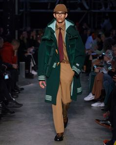 Look 60 from Tempest, #RiccardoTisci's #Burberry Autumn/Winter 2019 show