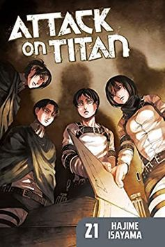 Amazon.com: Attack on Titan 21 (9781632363275): Isayama, Hajime: Books