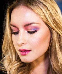 Makeup Tutorial: Watercolor Makeup