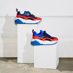 Level-up your look with our new #Eclypse sneaker- dynamic and energetic in any colour way. #StellaMcCartney #StellasWorld