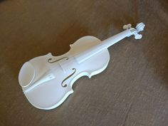 Violin by ChiralSym #prototyping #prusai3