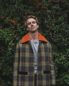 Bally Coat & Scarbono Penny Loafer x Chris Burt-Allan