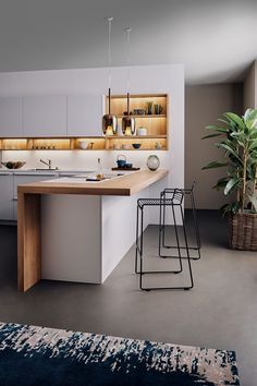 #ModernKitchenDesign