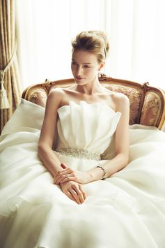 [dress:NOVARESE EPNV42]  weddingdress weddingday white princess