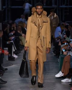 Look 70 from Tempest, #RiccardoTisci's #Burberry Autumn/Winter 2019 show
