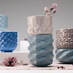 Parametric Ceramics Pottery  by JJ Project.