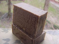 Kona Coffee Soap #Hawaii #soap Pure and 100% Natural Pin us today!