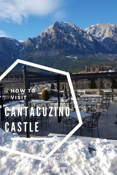 Cantacuzino Castle Busteni - A Visit To The Castle And More