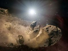 2.5 Mile Wide Comet Headed Toward Earth With Chilling Hellish Mystery Sounds