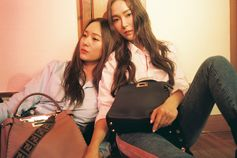 #MeAndMyPeekaboo Chapter II: Jessica and Krystal Jung.