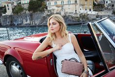 Add a special touch to this summer: discover #ChiaraLovesTods at tods.com #ChiaraFerragni
