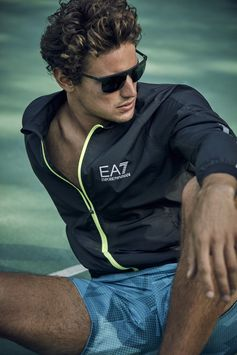 Spring Summer 2018 Advertising Campaign #EA7