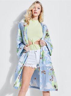 Leilani Floral Kimono