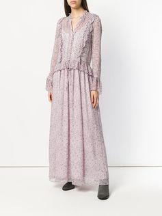 Shop Zadig & Voltaire Roma long dress