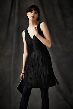 Ona Fringed Dress / £169 / Phase Eight