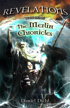 The Merlin Chronicles - Blog page