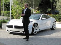 Fisker's fate up in the air, founders sued as well