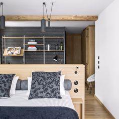 chambre bois