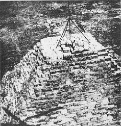 Researchers discover what was located on top of the Great Pyramid