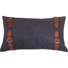 Coussin ceinture gris