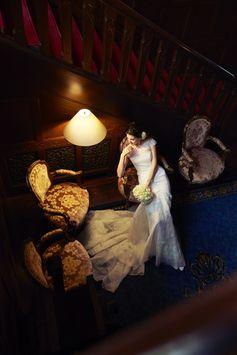 [DRESS:temperly for NOVARESE Long Eyre] weddingdress weddingday white princess