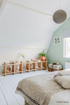 Opberg ideeën - inrichting inspiratie voor de slaapkamer