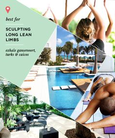 Best for Sculpting Long, Lean Limbs