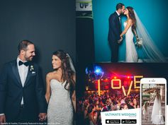Discover the beautiful wedding of Danielle and Frankie in our new issue. Download for free!