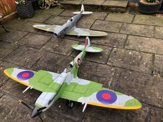 Airplanes printed and assembled by James Wardle #toysandgames #mechanical #prusai3