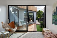 A Modern Extension For A Victorian Cottage In Melbourne