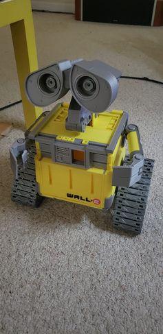 Wall-E printed by Kyle Brinker #toysandgames #mmu2 #prusai3