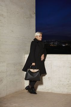 #MeAndMyPeekaboo Chapter I: Silvia Venturini Fendi.